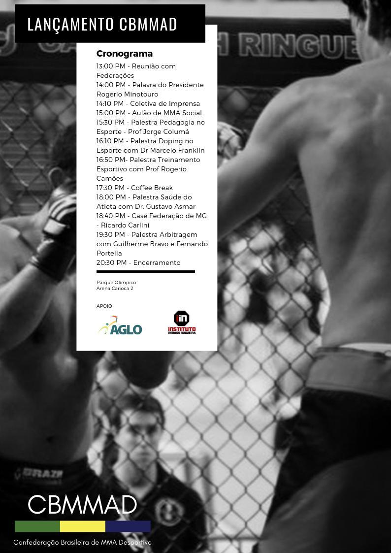 MMA luta capoeira